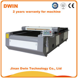 CNC Wood Laser Engraving Cutting Machine for Fabric Engraver pictures & photos