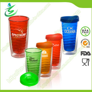 16 Oz BPA-Free Plastic Straw Water Cup, Tumbler (TB-A3) pictures & photos
