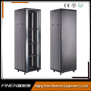 Finen Stainless Steel Enclosed 19′′ Rack Cabinet pictures & photos