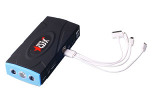 600A 16800mAh Multi-Function Emergency Car Jumper Starter pictures & photos