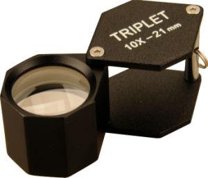 10xhexagon Mini Magnifying Glass pictures & photos