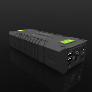 2000mAh 1000A Peak Truck Jump Starter Battery Booster with LED Light pictures & photos