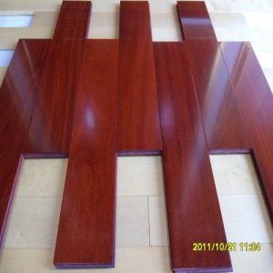 Guagzhou Cheap Anti Scratch Brazilian Teak Engineered Wood Flooring pictures & photos