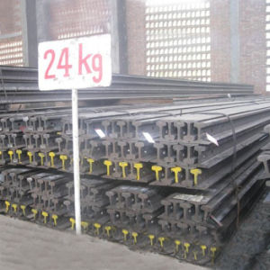 Best Selling Crane Railway Qu70 Steel Rail Manufacture in China pictures & photos