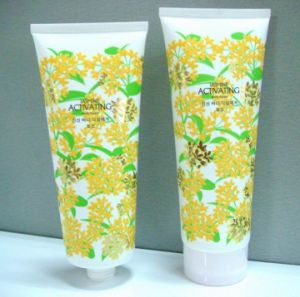 Colorful Offset Printing Tube for Shower Gel 200ml pictures & photos