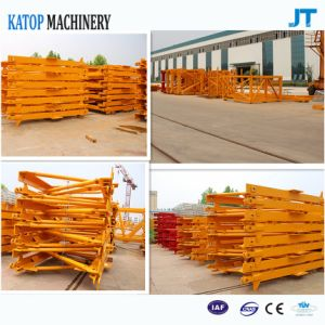 China Model Good Price High Configurate PT5610-6 Topless Tower Crane pictures & photos