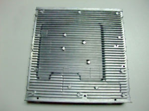 Aluminum Die Casting Heatsink for Telecom Part