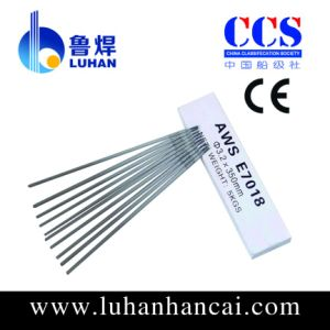 Carbon Steel Welding Electrode (E6013 E7018) with CE Certificate pictures & photos