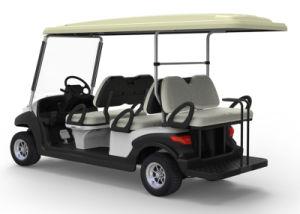 4 Seats High Quality Golf Cart with EU Certificate Simo204aksf