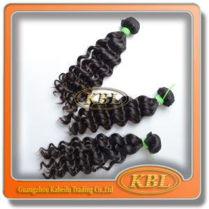 Remy Hair Weft 4A Brazilian Human Hair pictures & photos