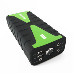 Advanced Safety Compact Light Weight Car Jump Starter 16800mAh pictures & photos