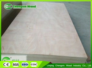 1250X2500mm Low Price Furniture Grade Commercial Plywood pictures & photos
