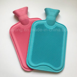 Rubber Hot Watter Bottle with FDA Approved pictures & photos