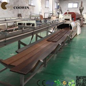 Manufacturer Supply PE PP PVC WPC Profile Extrusion Line pictures & photos