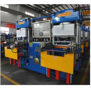 500ton Large Plate Style high Precision Rubber and Silicone Vacuum Machine pictures & photos