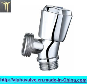 Chrome Forged Brass Angle Valve (a. 0205) pictures & photos