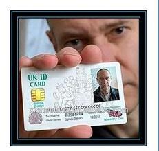 ID Card/Smart Card/ID Card (ID CARD CZ-001)