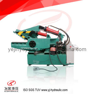 Alligator Shear for Metal with Integration Design (Q08-125) pictures & photos