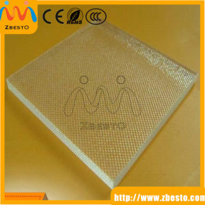 3.2mm Mistlite Tempered High Transmittance Photovoltaic Glass pictures & photos