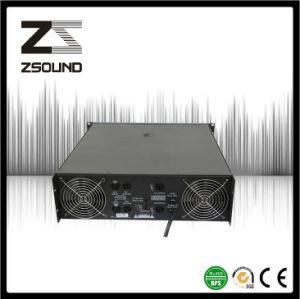 Zsound MS 1500W PRO Sound Line Array System Transformer Power Amplifier pictures & photos