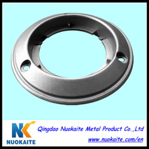 ADC12 Die Casting Aluminum Parts for LED Lamp Shade