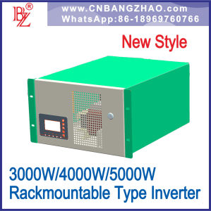 2017 New Style Rack Type off Grid Inverter pictures & photos