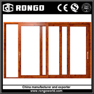 Aluminium Alloy 6063 Housing Sliding Doors pictures & photos
