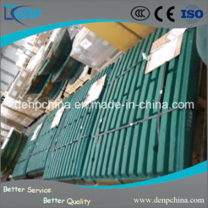 High Manganese Steel Customized Jaw Plate for Jaw Crusher pictures & photos