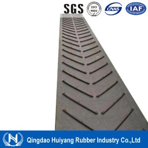 Rubber Cleated Chevron Conveyor Belt