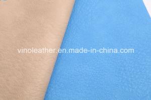 Hotsale Grain PU Handbag Material