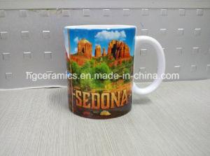 Sublimation Coated Ceramic Mug, Sublimation White Mug pictures & photos