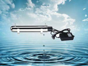Ultaviolet Water Sterilizer UV RO System Kk-UV-12W pictures & photos