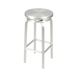 Aluminium Wihtoutback Stool Chair (LD-OC00005)