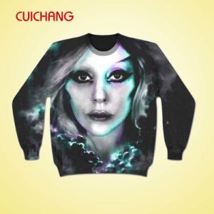 Custom All Over Sweatshirt Sublimation Printing, Good Quality Sweatshirts pictures & photos