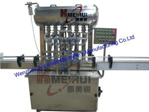 Automatic Viscosity Liquid Filling Machine (AVF series) pictures & photos
