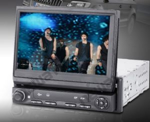 7 Inch One DIN Indash VGA Car Monitor With Touchscreen (CL7080NT)