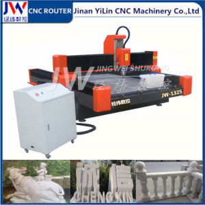 8*4 Feet 3D 3 Axis CNC Stone Router for Engraver Carver pictures & photos