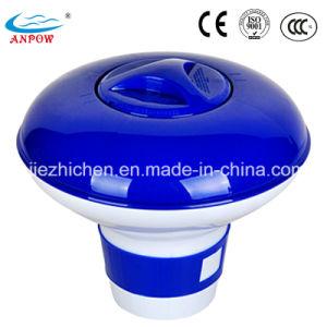 China Swimming Pool Floating Chemical Dispenser For Chlorine Tablet China Pool Chlorine