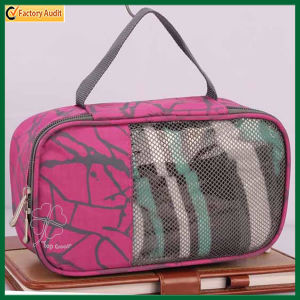 Polyester Cosmetic Toilet Bag Lady Bag (TP-COB029) pictures & photos