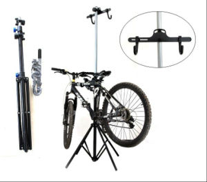 Multi-Functional Metal Bicycle Repair Stand for Household pictures & photos