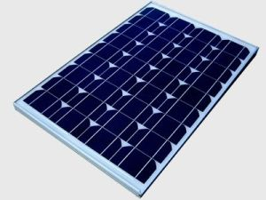 65W Mono Solar Panel for Solar Street Light pictures & photos