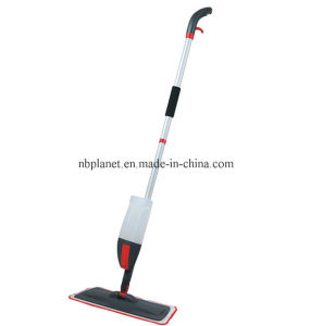 2-Section Aluminum Handle Spray Mop with Removable Water Bottle pictures & photos