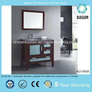 China Bathroom Furniture Bathroom Vanity MDF Bathroom Cabinet (BLS-NA030) pictures & photos