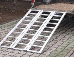 Tri-Fold Aluminum Ramps (PR10301) pictures & photos
