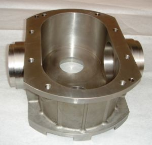Steel Casting Parts Investment Casting pictures & photos
