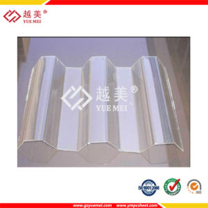 Polycarbonate Corrugated Sheet Roof Sheets Price pictures & photos