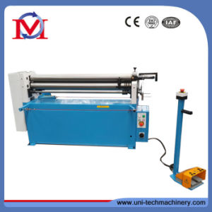 Electric Slip Roll Machine, Plate Rolling Machine for Metal Sheet (ESR-1300X4.5) pictures & photos