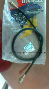 Motorcycle Velocimetro Cable/Motorcycle Speed Cable for AKT-150 pictures & photos