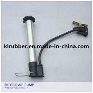 Mini Portable Aluminum Alloy Bicycle Bike Tire Air Pump pictures & photos