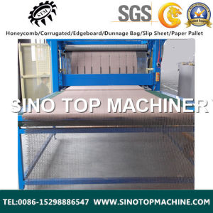 High Quality Door Stuffing Paper Honeycomb Core Machine pictures & photos